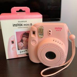 Instax Mini 8 - Pink
